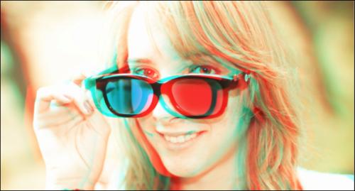 как сделать картинку 3d в фотошопе